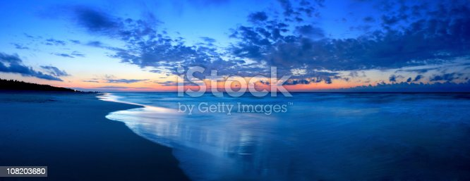 Sea and Sunset Beach - Similar XXXLarge images :
