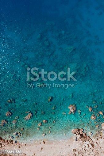 istock Beach and sea 1278841585