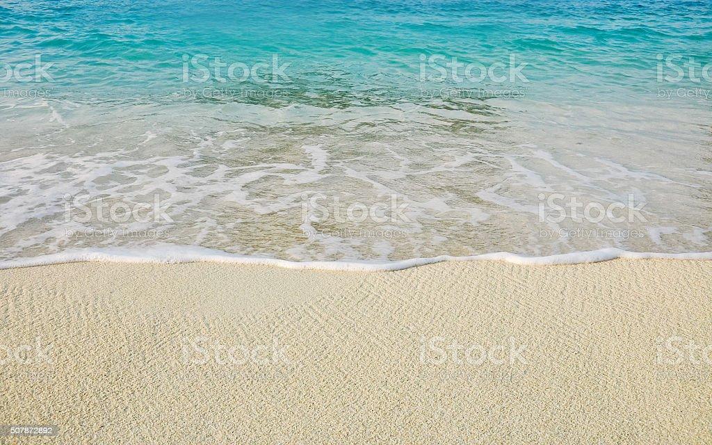 Strand und Meer Lizenzfreies stock-foto
