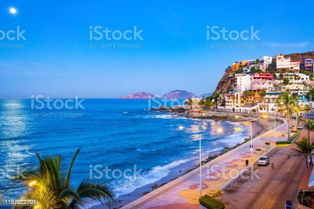 Photo of Beach and waterfront in Mazatlan Sinaloa Mexico