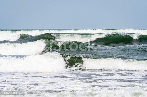 Beach And Waves - Stockowe zdjęcia i więcej obrazów Bez ludzi
