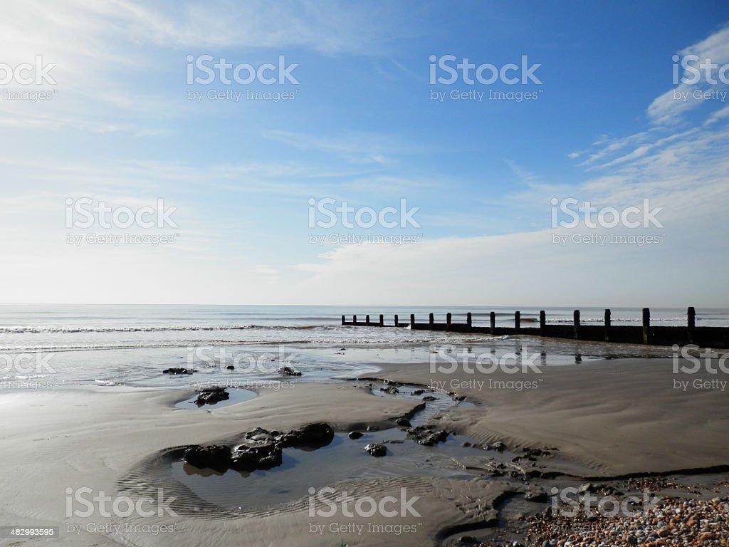 Plaża w Bognor Regis – zdjęcie