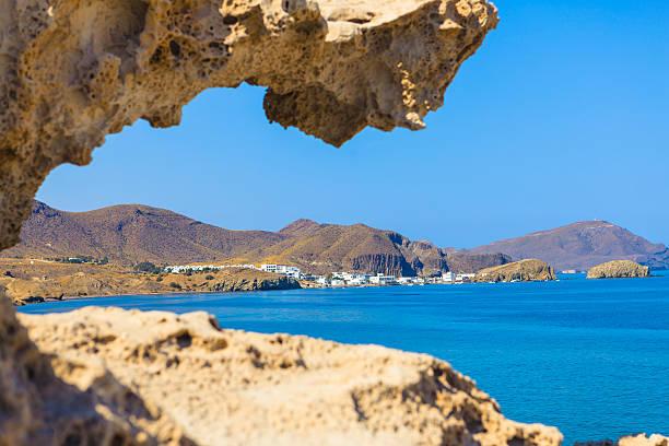 Strand von Cabo de Gata-Níjar, Spanien – Foto