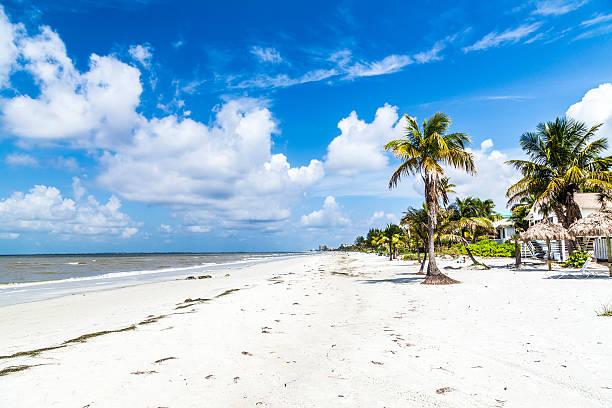 Strand in Fort Myers in Amerika – Foto