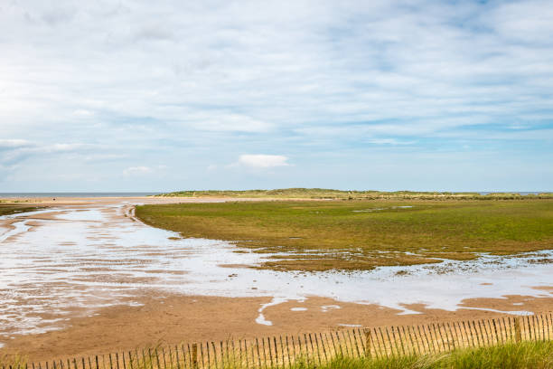 Strand im Holkham National Nature Reserve – Foto