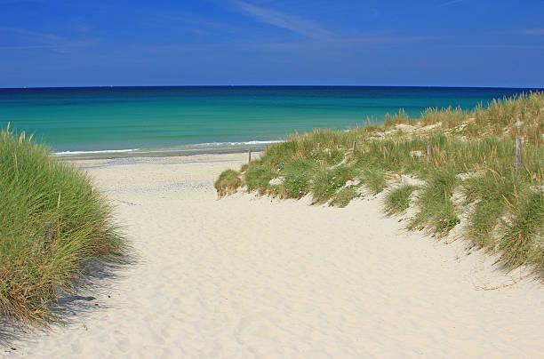 Strand am Atlantischen Ozean – Foto