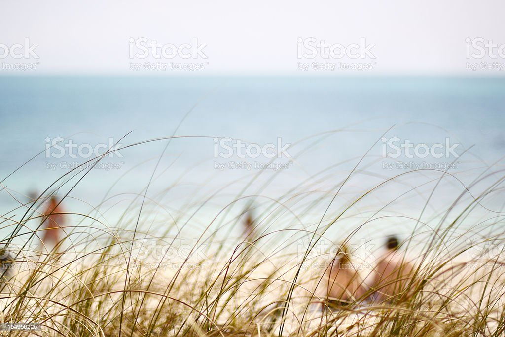 Strand-Hintergrund – Foto