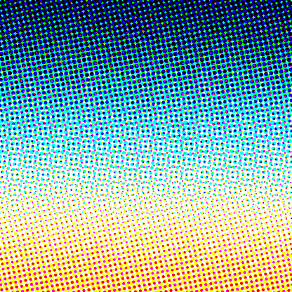 Beach Background Sea Summer Gradient Pixel Pattern Modern square template for graphic or web design, poster, banner, invitation, presentations, announcements, brochure, greeting card, flyer Copy space