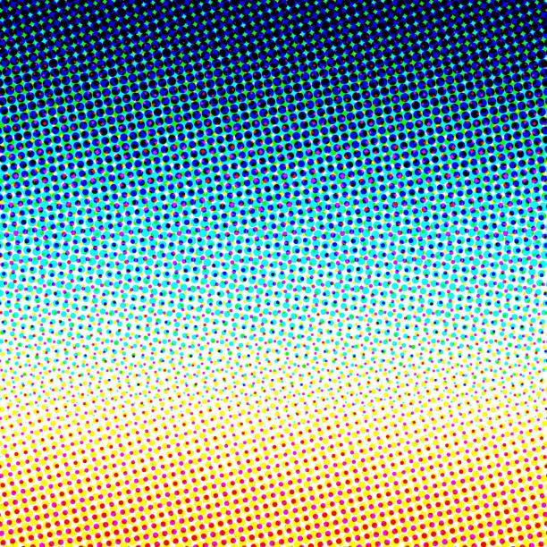 strand hintergrund meer sommer gradient pixel muster - comic stock-fotos und bilder
