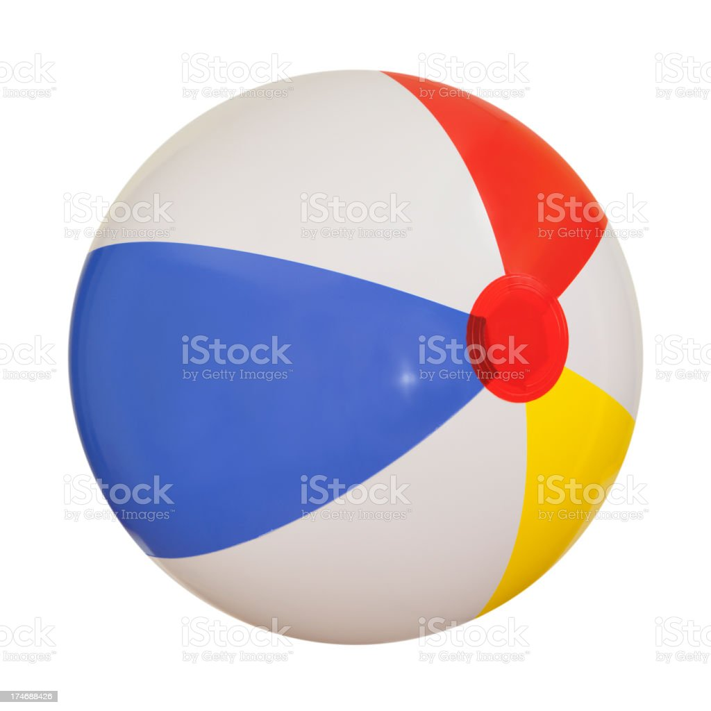 Beach Ball stock photo