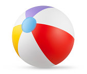 istock Beach ball 184285843