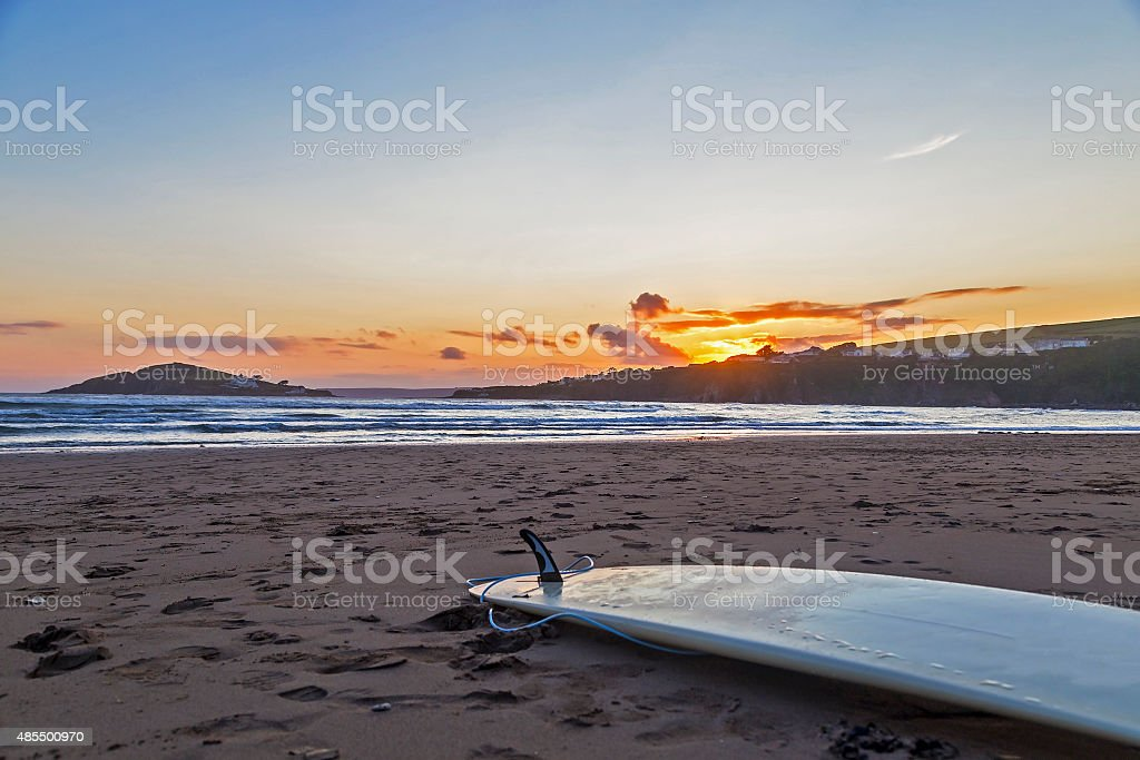 beach bantham stock photo