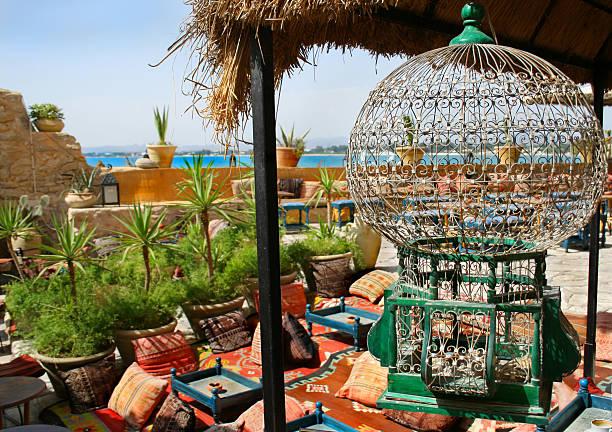 Beach bar, Afryka Północna – zdjęcie