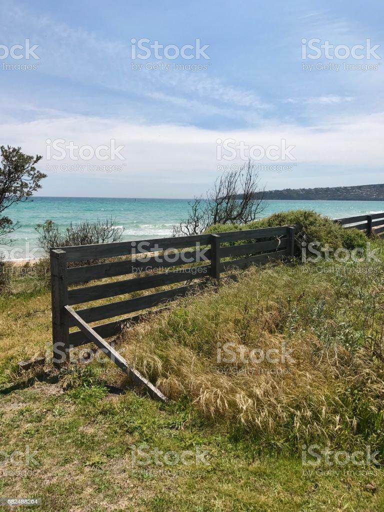 Beach boxes Lizenzfreies stock-foto