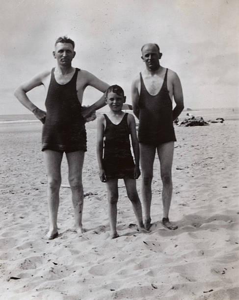 Beach Boys, 1934 stock photo