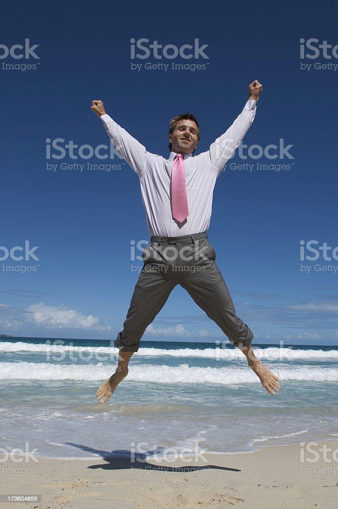 Playa de celebración - foto de stock