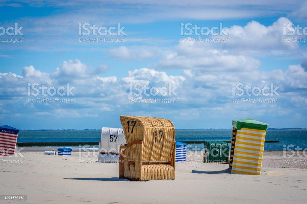 Deutsche Am Strand