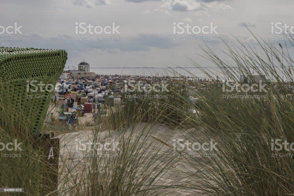 Strandstühle  – Foto
