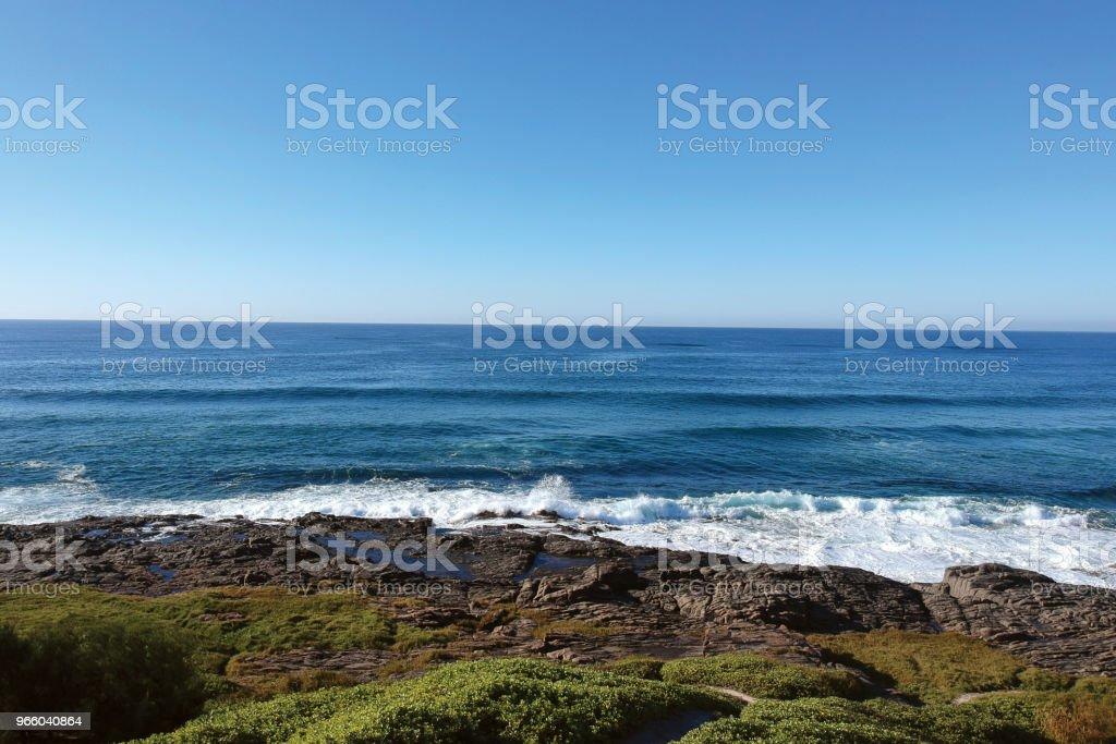Strand und Küste - Lizenzfrei Afrika Stock-Foto