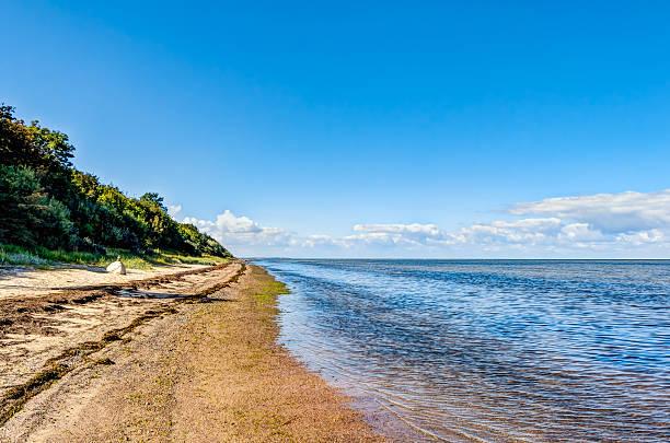 Beach coastline summer at Poel island, Germany – Foto