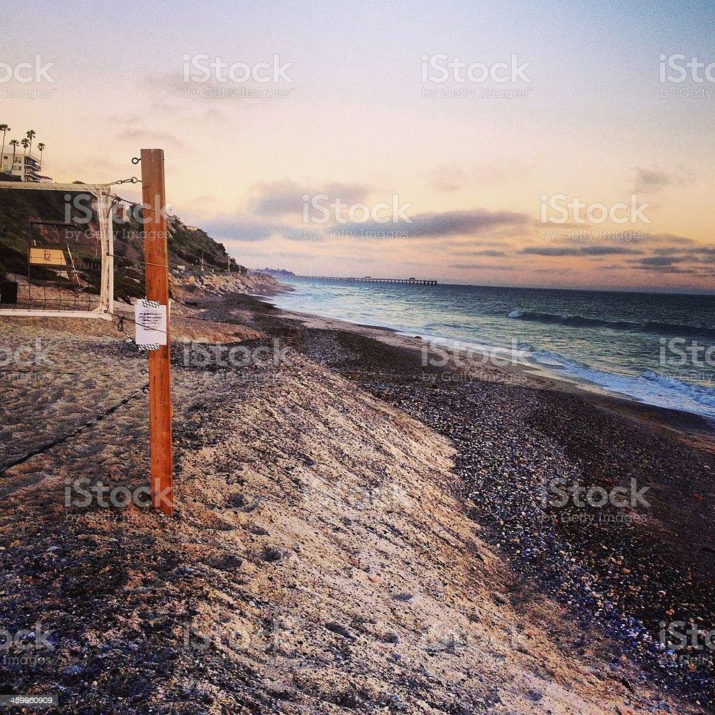 Beach Day stock photo