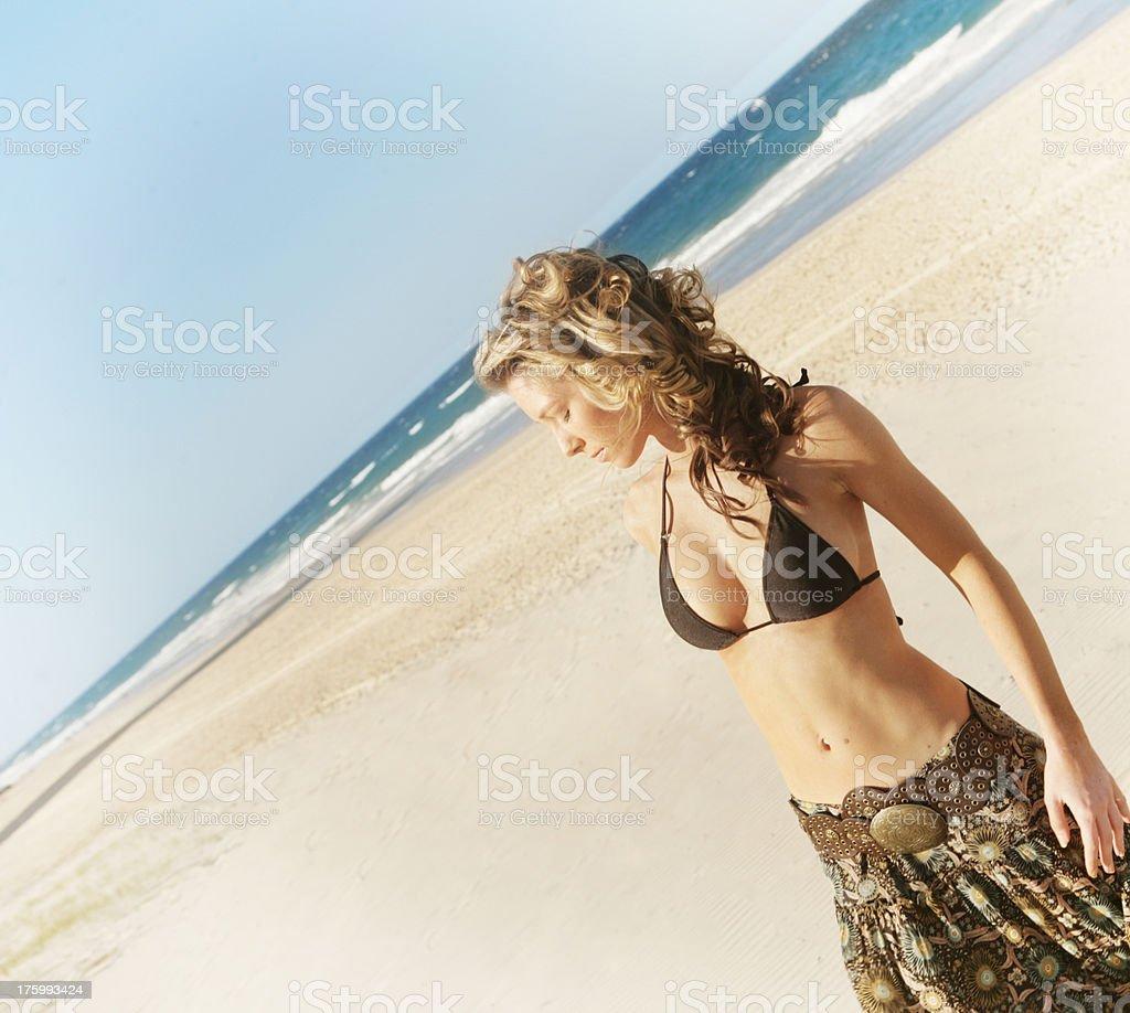 Beach Daydream royalty-free stock photo