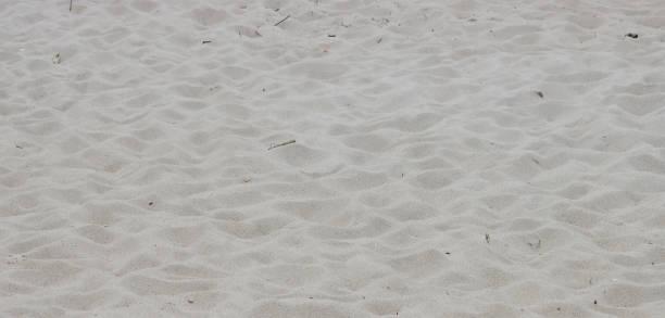 Beach dry sand. stock photo