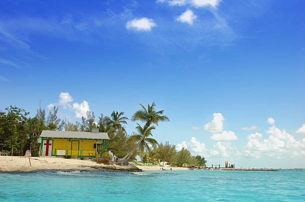 beach farmacy - nassau new providence stockfoto's en -beelden