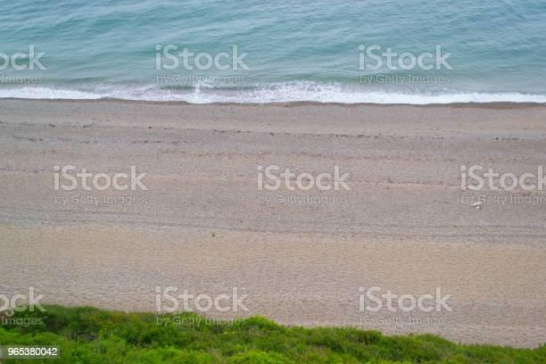 Strand Von Oben Stockfoto und mehr Bilder von Auseinander