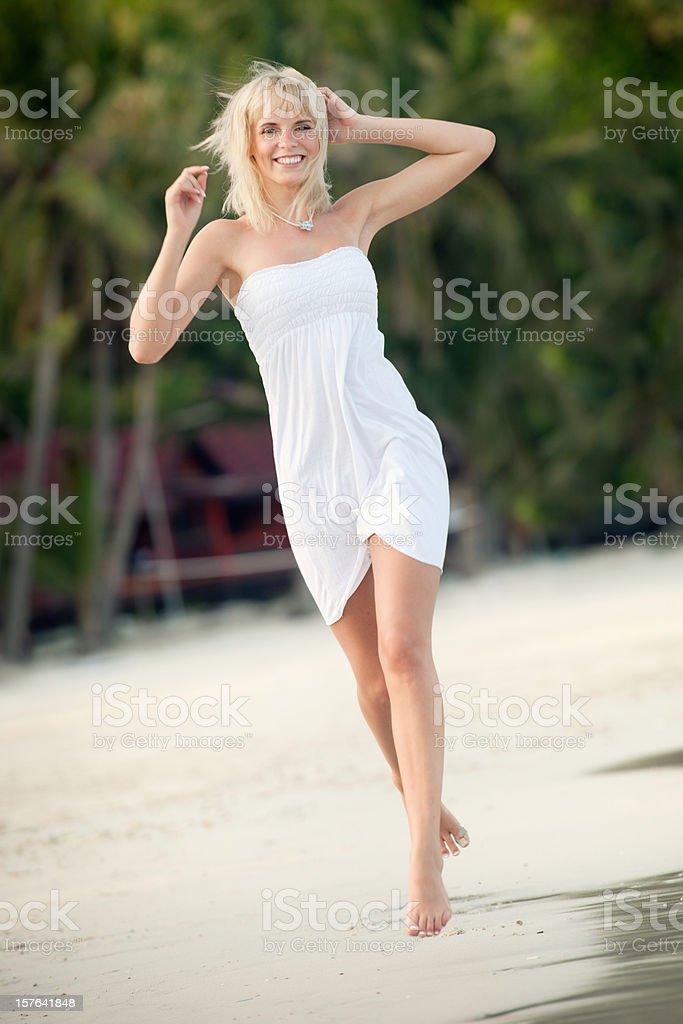 Beach Fun (XXXL) royalty-free stock photo