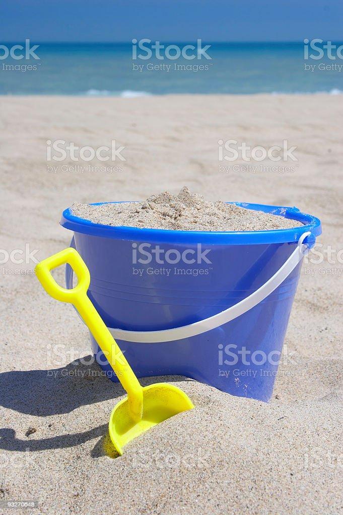 Beach Fun #2 stock photo