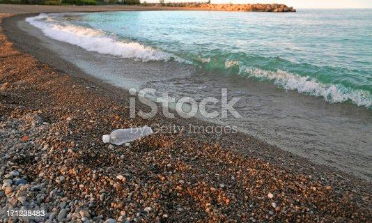 istock Beach Garbage 171238483