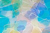 Beach のガラス