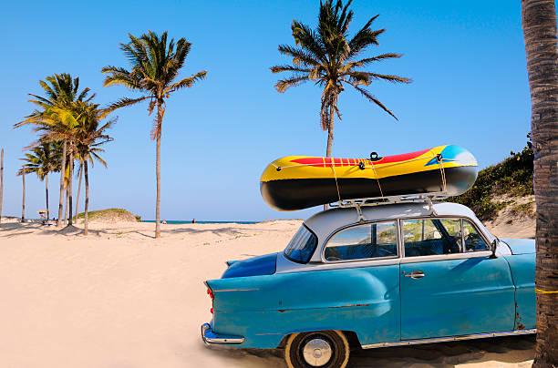beach holiday - urlaub in kuba stock-fotos und bilder