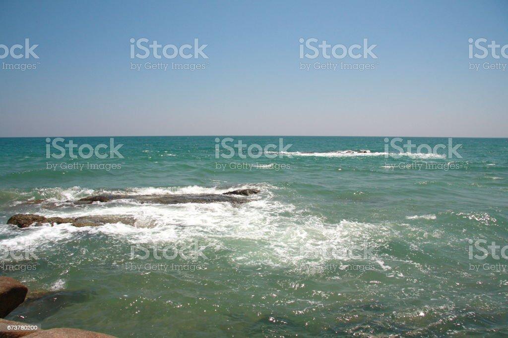 Beach Holidays royalty-free stock photo