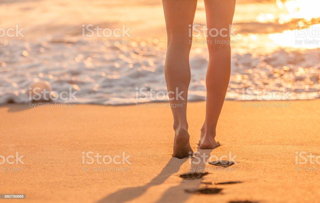 Vacaciones de playa - foto de stock