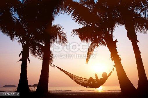 817409212 istock photo beach holidays 817409212