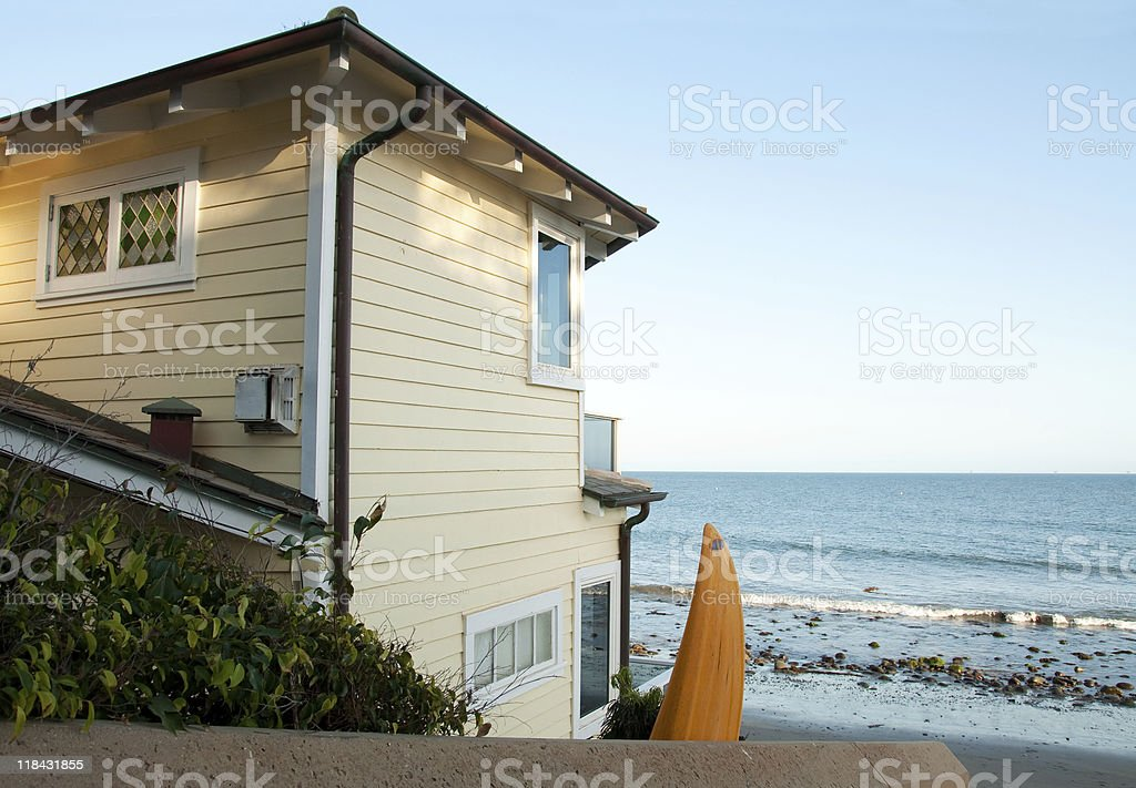 beach house avec kayak - Photo