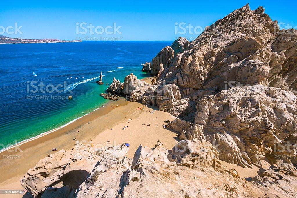 Strand in Baja California – Foto