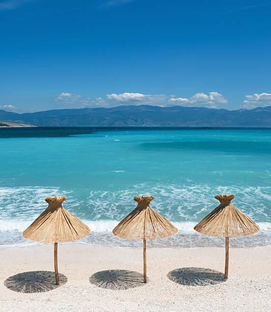Strand in Baska auf der Insel Krk – Foto