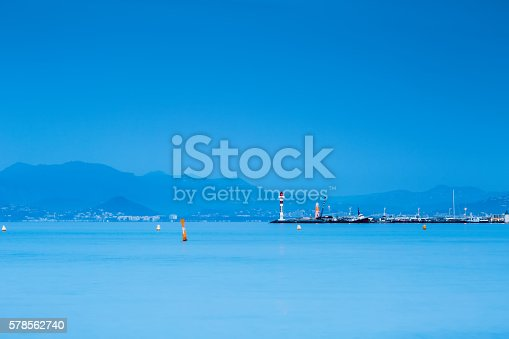 1030314738 istock photo beach in Cannes, France 578562740