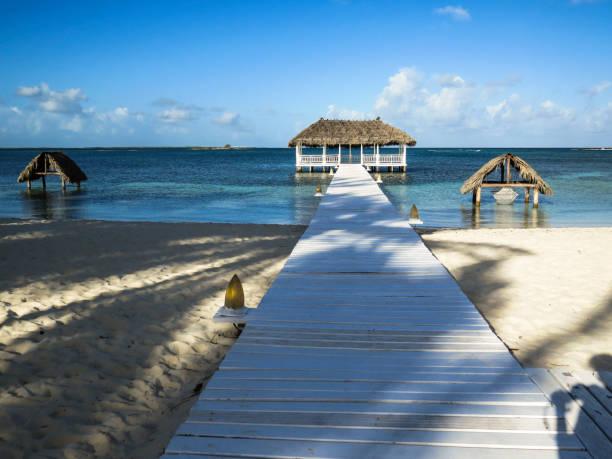 在古巴海灘圖像檔