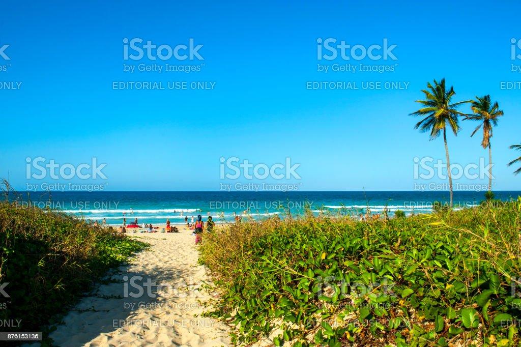 Strand In Havanna Kuba Stockfoto Und Mehr Bilder Von