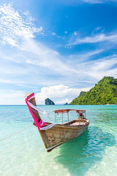 Strand in Krabi, Thailand – Foto