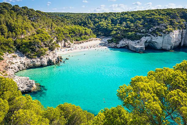 Strand von Menorca – Foto