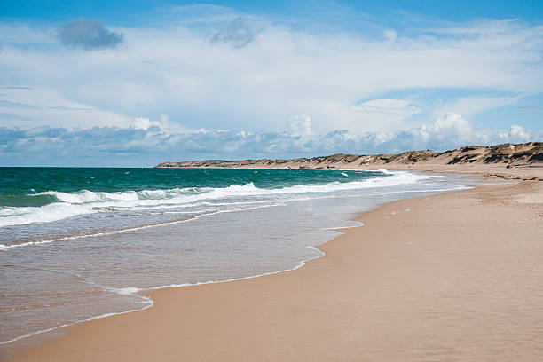 Beach in Nouvelle Aquitaine  - France – Foto