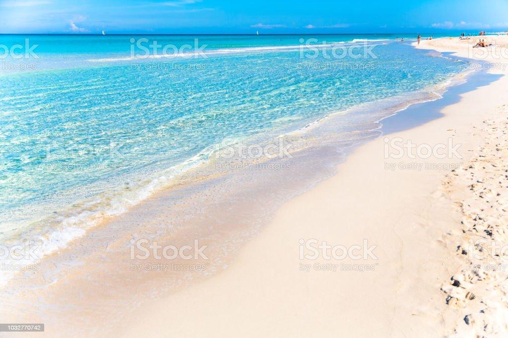 Strand in Varadero – Foto