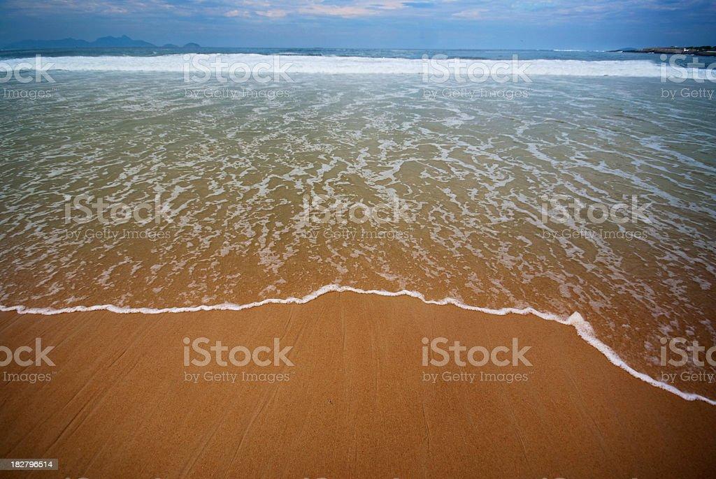 beach landscape ocean royalty-free stock photo