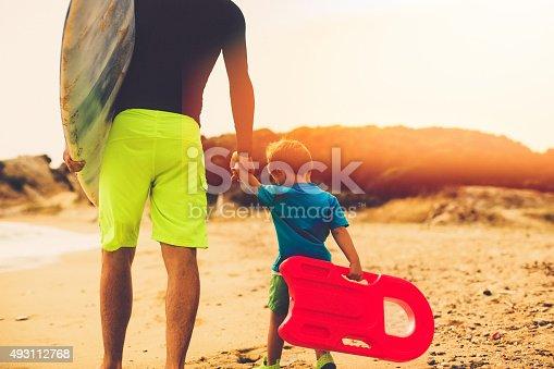 istock Beach life 493112768