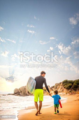 istock Beach life 498649122